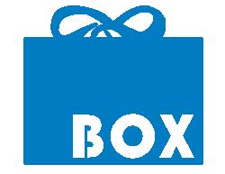 將滿滿的祝福裝入紙盒裡【BOX 天作之盒】
